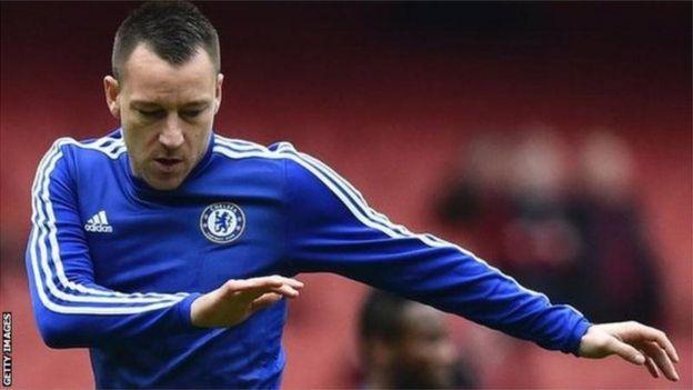 Nahodha wa Aston Villa John Terry
