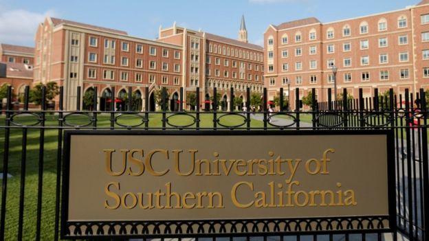 جامعة ساذرن كاليفورنيا