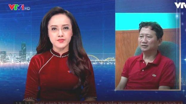Ông Trịnh Xuân Thanh đã 'ra đầu thú' và có đơn 'tự thú' trước chính quyền Việt Nam, theo truyền thông nhà nước.