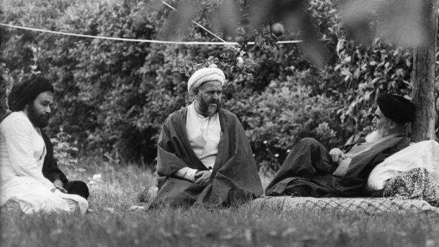 خمینی، اشراقی، احمد خمینی