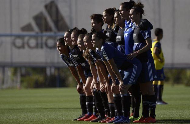 Selección femenina de Argentina