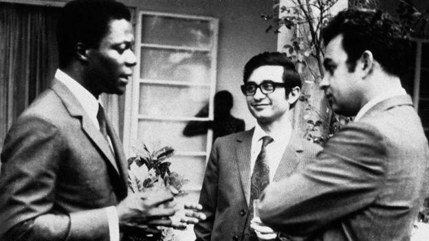Kofi Annan gençlik