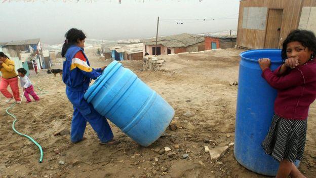 Pobreza em Lima