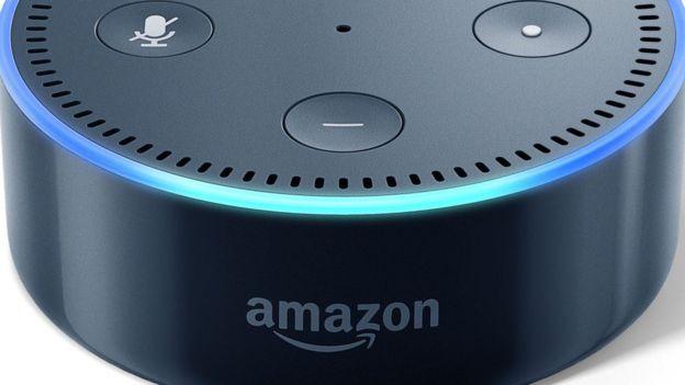 Asistente virtual de Amazon