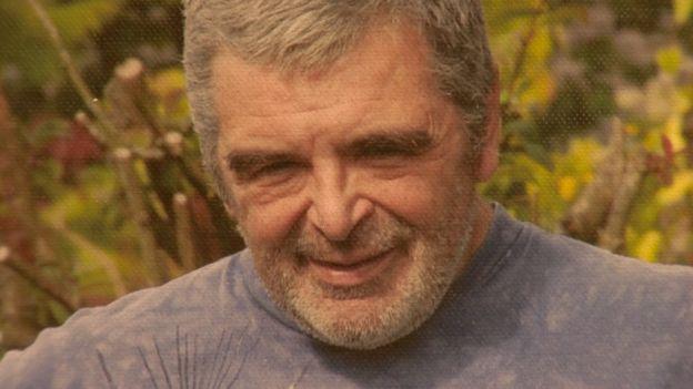 Joy Milne's husband