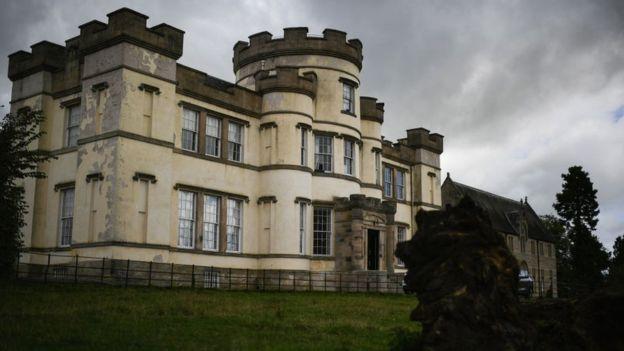 Smyllum Park in Lanark