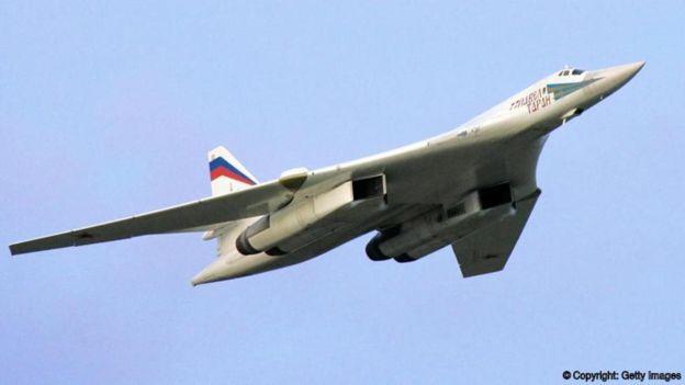 Tu-160 ya Tupolev