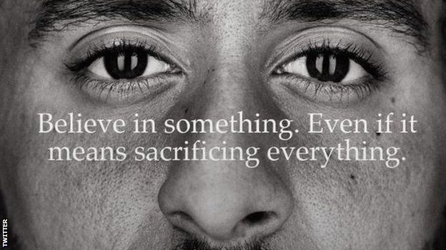 Nike is criticised after unveiling new