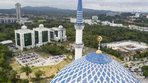 Pengadilan Syariah Distrik Petaling, Malaysia.