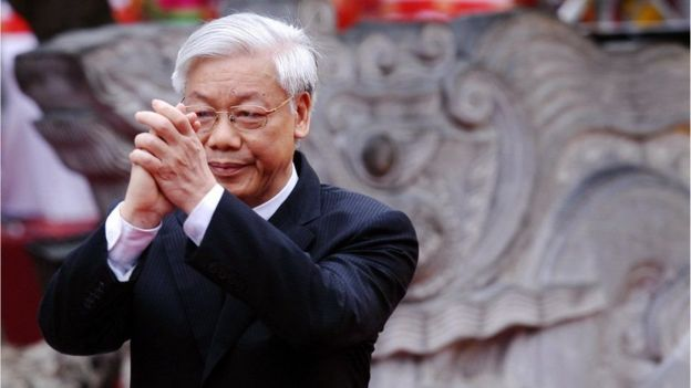 Tổng Bí thư Nguyễn Phú Trọng từng nhấn mạnh xây dựng lực lượng công an 'trong sạch'