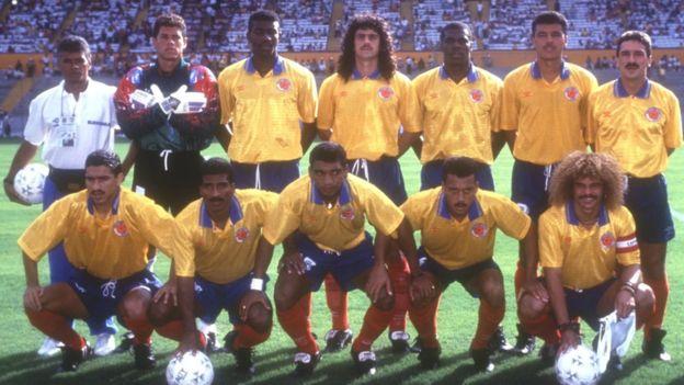 Colombia selección