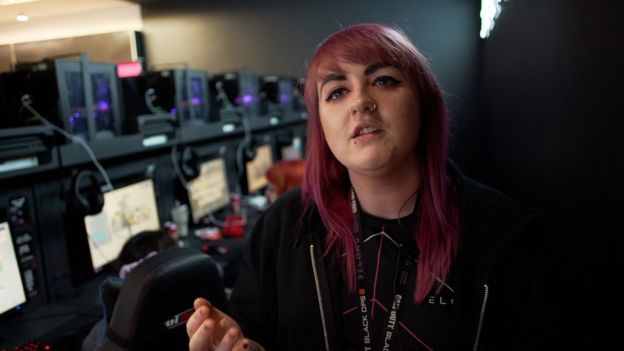 Esports club Cardiff Saints looks for female members