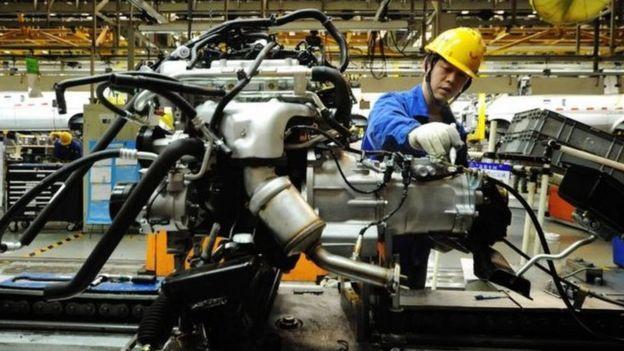 中国在技术方面的追赶被认为对美国构成安全威胁