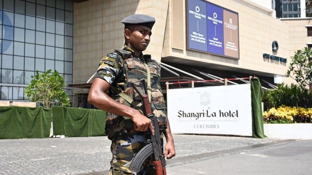 Hotel Shangri-La Kolombo