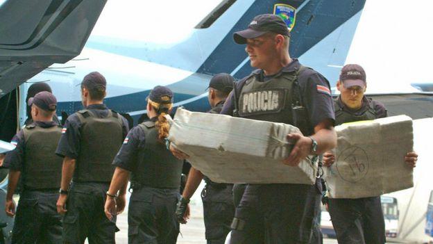 Policías Costa Rica