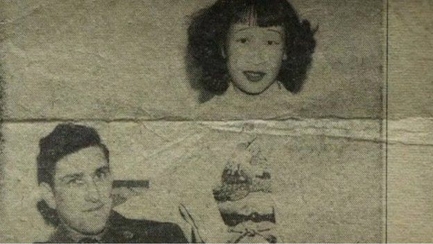 The Japanese women who married the enemy - BBC News