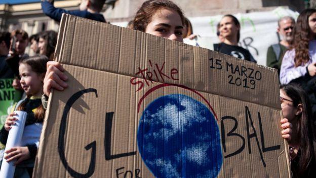 iklim protestoları