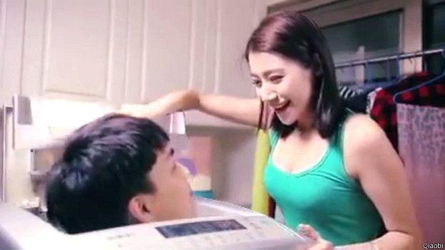 Publicidad de Qiaobi