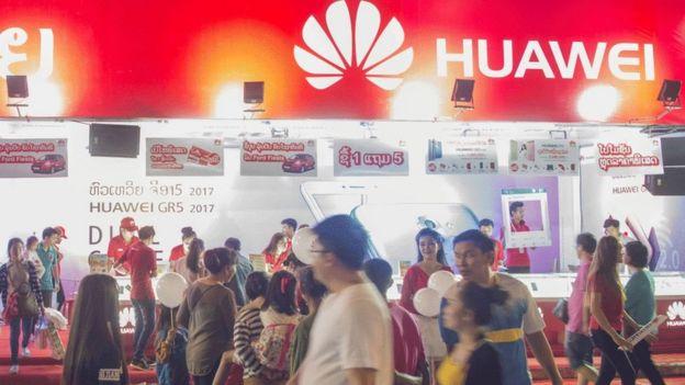 Huawei imekwishakana kuwa inasababisha hatari yoyote katika mawasiliano ya nchi yoyote ile