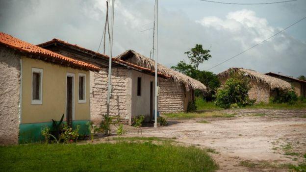 Casas na Vila de Alcântara (MA)