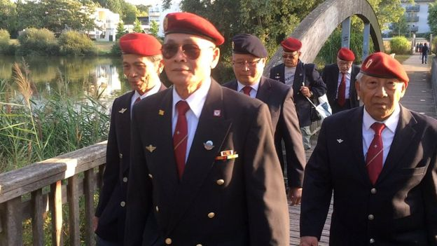 Hội ái hữu binh chủng dù Nam Việt Nam