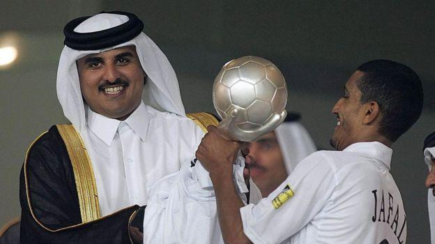 Jeque Tamim bin Hamad al Thani