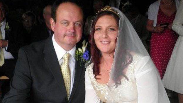 Nigel Henderson a Stacey Henderson