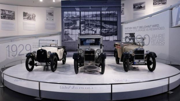 متحف للسيارات الألمانية