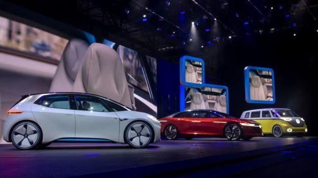 فولکسواگن در سالهای آینده یک سدان، یک شاسیبلند و یک ون الکتریکی هم به بازار عرضه خواهد کرد