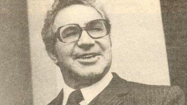 Traficante de armas Gerhard Mertins