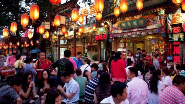 الحياة في بكين
