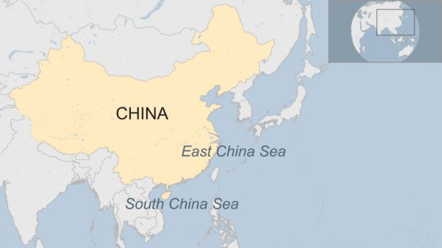 Chinese Jets Intercept Us Aircraft Over East China Sea Us Says