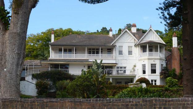 Scott Farquhar's luxury Sydney home