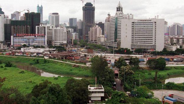 Hong Kong và Thâm Quyến