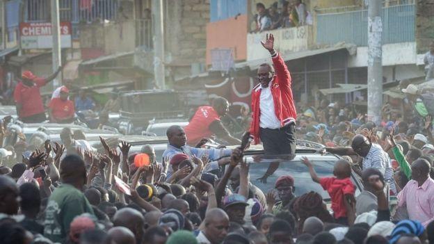 Serikali ya Uhuru Kenyatta kuelekea uchaguzi mkuu wa Oktoba 27 mwaka jana, haikuwa tayari kujadiliana kuhusu serikali ya 'nusu mkate'