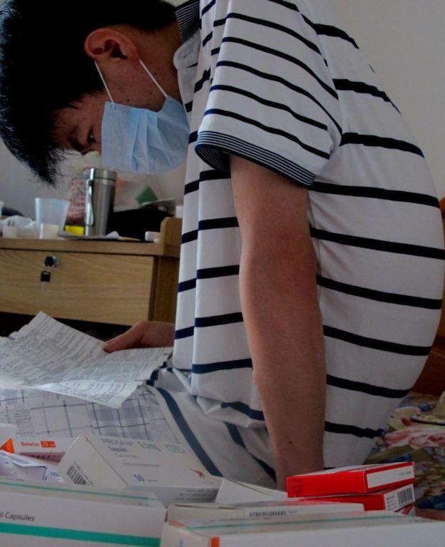 China's black market for organ donations - BBC News
