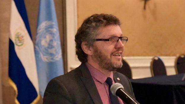 Fabián Salvioli, Relator Especial de la ONU sobre la promoción de la verdad, la justicia, la reparación y las garantías de no repetición