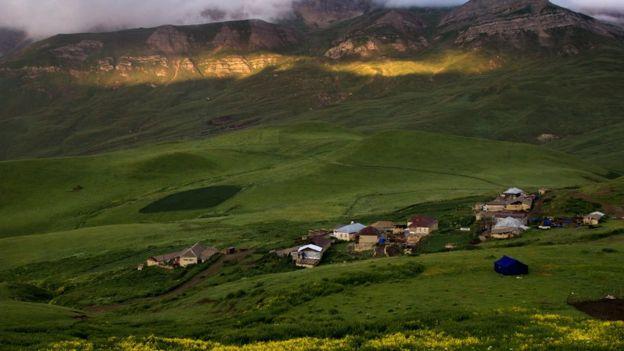 Qusar, Yerği-kek kəndi