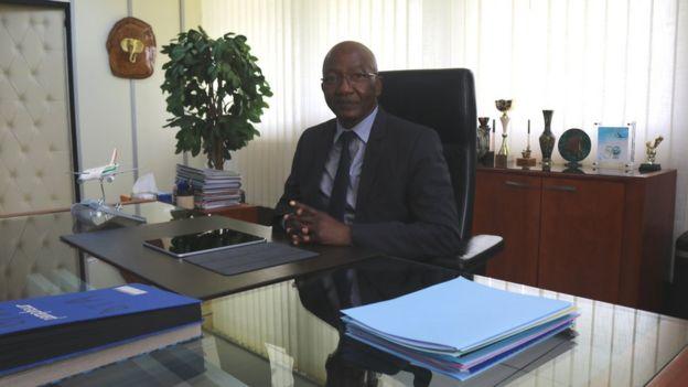 SILUE SINALY, Directeur Général de l'ANAC