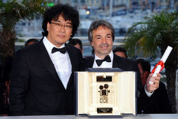 Bong Joon Ho como jurado del Festival de Cannes