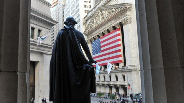 纽约证交所2008年