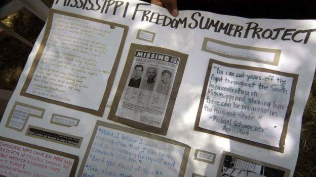 листовка о пропаже активистов