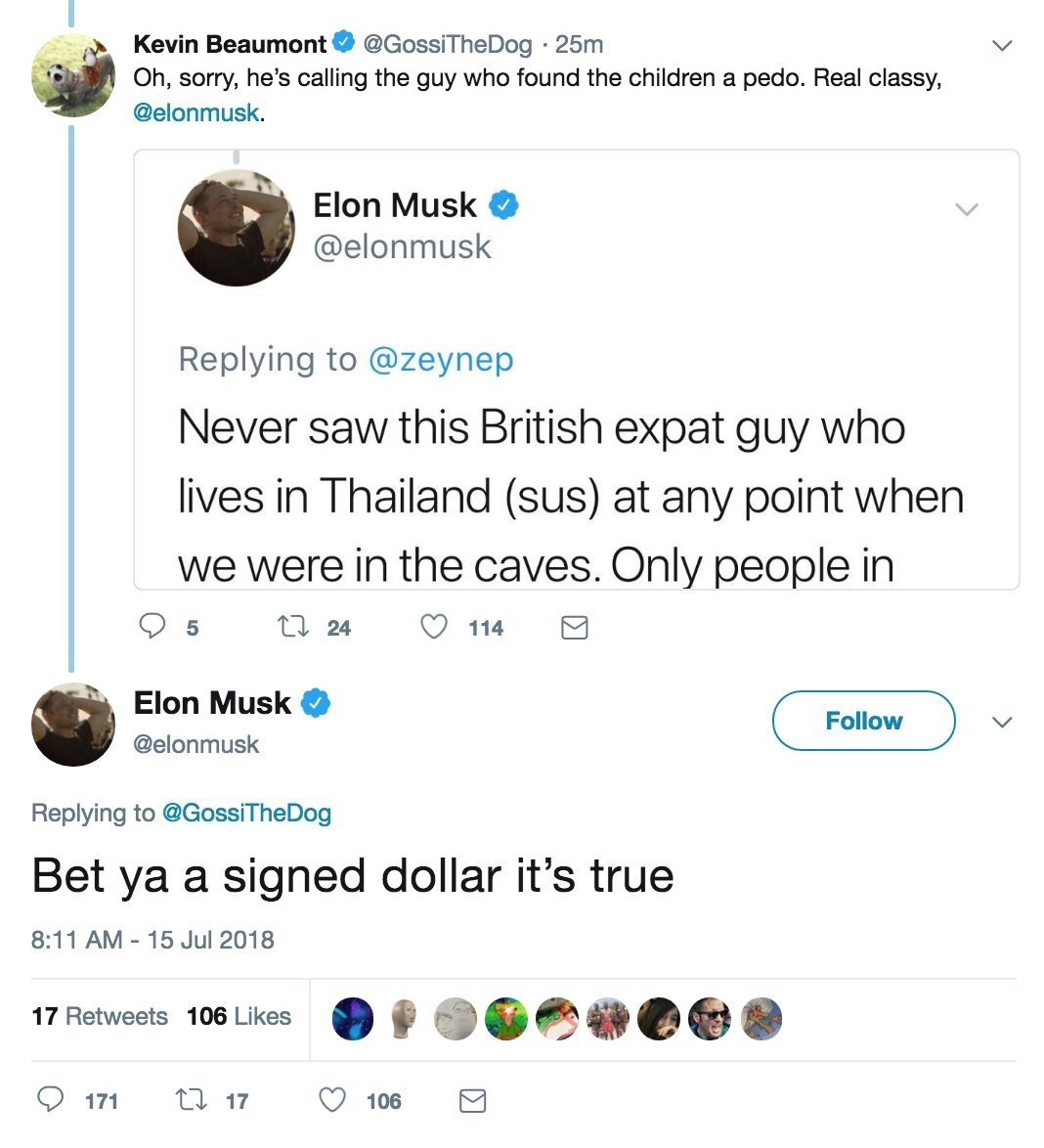 ad32d73184c British caver  could sue  Elon Musk over Twitter attack - BBC News