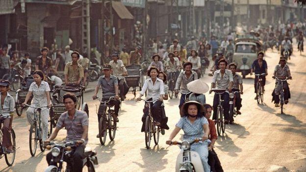 Thành phố Hồ Chí Minh năm 1985