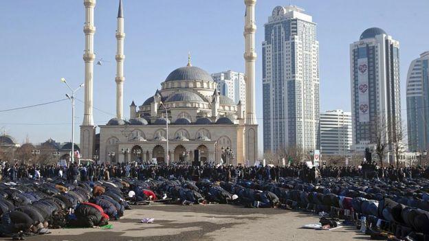 Grozny, Chechenia