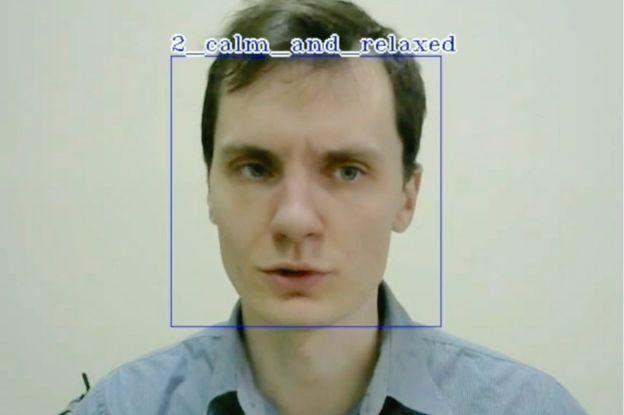 فناوری ویسی برای ارزیابی احساسات افراد در هنگام مصاحبه استفاده میشود