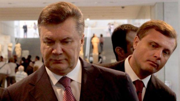 Янукович Левочкин