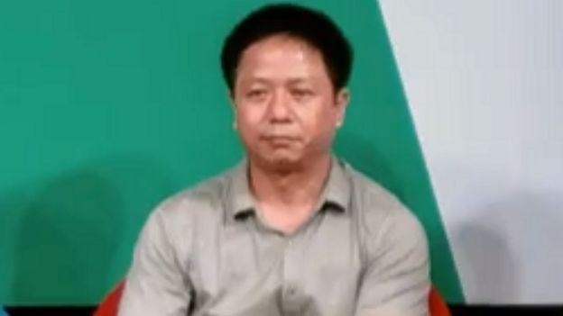 Ông Trương Quốc Cần, Viện trưởng Viện CISDOMA