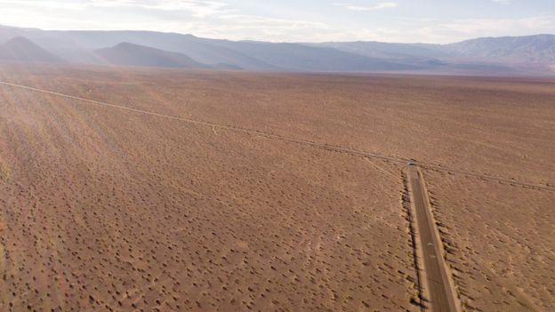 صحرای نوادا