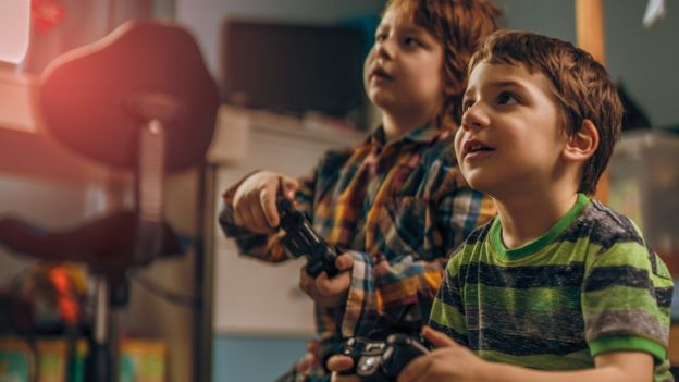 Limited screen time good for children's brains